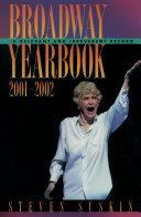 Broadway Yearbook 2001-2002 Pdf/ePub eBook