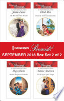Harlequin Presents September 2018 - Box Set 2 of 2