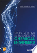 Process Modeling And Simulation For Chemical Engineers Book PDF