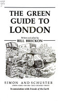The Green Guide to London