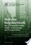Walkable Neighborhoods