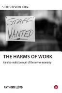 The harms of work Pdf/ePub eBook
