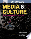 Media and Culture with 2015 Update