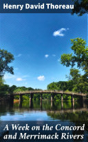 Pdf A Week on the Concord and Merrimack Rivers Telecharger