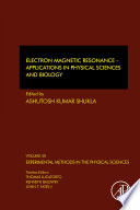 Electron Magnetic Resonance