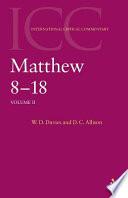 Matthew 8 18 Book PDF
