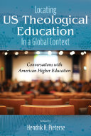Locating US Theological Education In a Global Context Pdf/ePub eBook