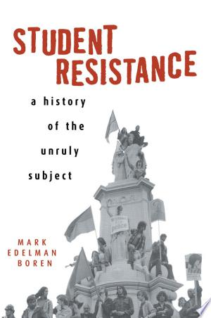 Download Student Resistance Free Books - Dlebooks.net