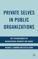 Private Selves in Public Organizations Pdf/ePub eBook