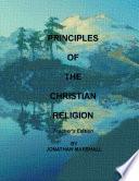 Principles of the Christian Religion - Teacher