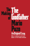 Pdf The Making of the Godfather Telecharger