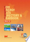 TERI Energy Data Directory & Yearbook (TEDDY) 2012/13