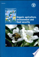 Organic Agriculture Environment And Food Security Book PDF