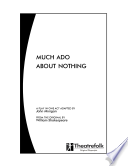 Much Ado about Nothing   a Play in One Act
