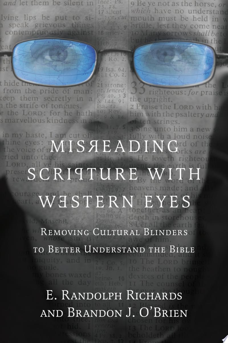 Misreading Scripture with Western Eyes banner backdrop
