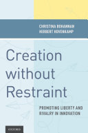 Creation Without Restraint