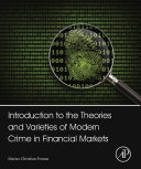 Introduction to the Theories and Varieties of Modern Crime in ...