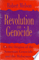 Revolution And Genocide Book
