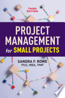 Project Management for Small Projects  Third Edition