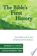 The Bible s First History