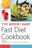 The Quick Easy Fast Diet Cookbook PDF