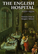 The English Hospital 1070 1570