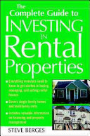 The Complete Guide to Investing in Rental Properties Book