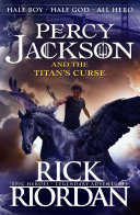 Percy Jackson and the Titan's Curse (Book 3) banner backdrop