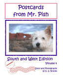 Postcards from Mr. Pish: South and West Edition