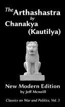 The Arthashastra by Chanakya (Kautilya) Pdf/ePub eBook