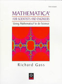Mathematica for Scientists and Engineers