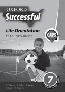 Books - Oxford Successful Life Orientation Grade 7 Teachers Guide | ISBN 9780195995190