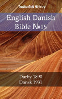 English Danish Bible No15
