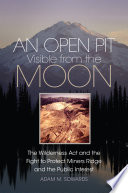 An Open Pit Visible from the Moon Book PDF