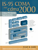 Is 95 Cdma And Cdma2000 Book PDF