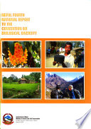 Nepal Fourth National Report to the Convention on Biological Diversity