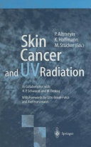 Skin Cancer And Uv Radiation Book PDF