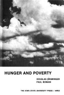 Conquest of World Hunger and Poverty