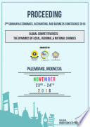 Proceeding: 2nd Sriwijaya Economic, Accounting, And Business Conference 2016