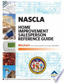 NASCLA Home Improvement Salesperson Reference Guide