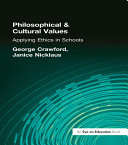 Philosophical and Cultural Values Pdf/ePub eBook