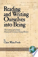 Reading and Writing Ourselves into Being