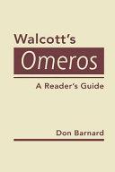 Walcott's Omeros