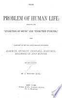 The Problem Of Human Life Embracing The Evolution Of Sound And Evolution Evolved  Book PDF