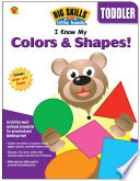 I Know My Colors   Shapes   Ages 3   6