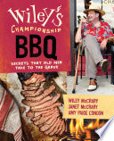 Wiley s Championship BBQ Book