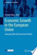 Economic Growth in the European Union
