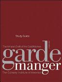 Garde Manger  Study Guide Book