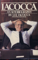 Lee Iacocca Books, Lee Iacocca poetry book