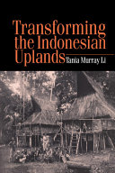 Transforming the Indonesian Uplands
